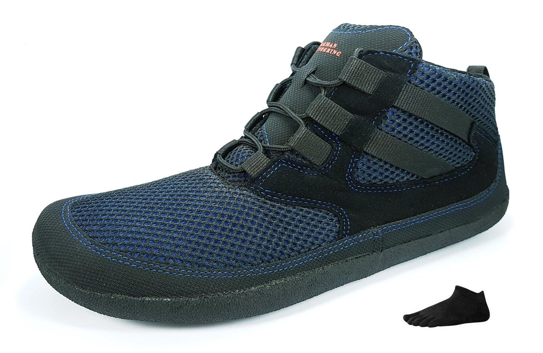 Sole Runner Flash 2 - SET - Unisex Barfußschuh im SET mit einem Paar Zehensocken und Winter-Einlegesohlen