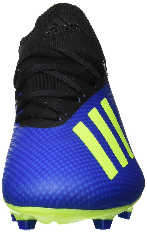 adidas Herren X 18.2 Fg Fußballschuhe Mehrfarbig NegbásAzufue 000, 44 23 EU