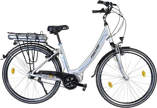 Fischer E-bike Ecoline City 28 ECU 1503 Motor Central, + Batería ...