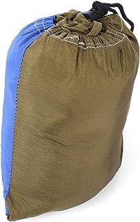 SHUFAGN,Hamac extérieur 260 x 140cm de Compte de Moustique de Tissu de Parachute portatif de Personnes Doubles(Color:Multicolore,Size:Couleur O)