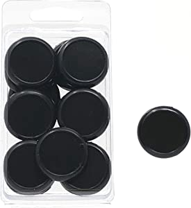 Hedral Value Pack of 20 - 30MM Round Lipped Miniature Model Bases for Tabletop or Miniature Wargames