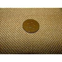 Pandoras Upholstery - Tela de arpillera (10 m)