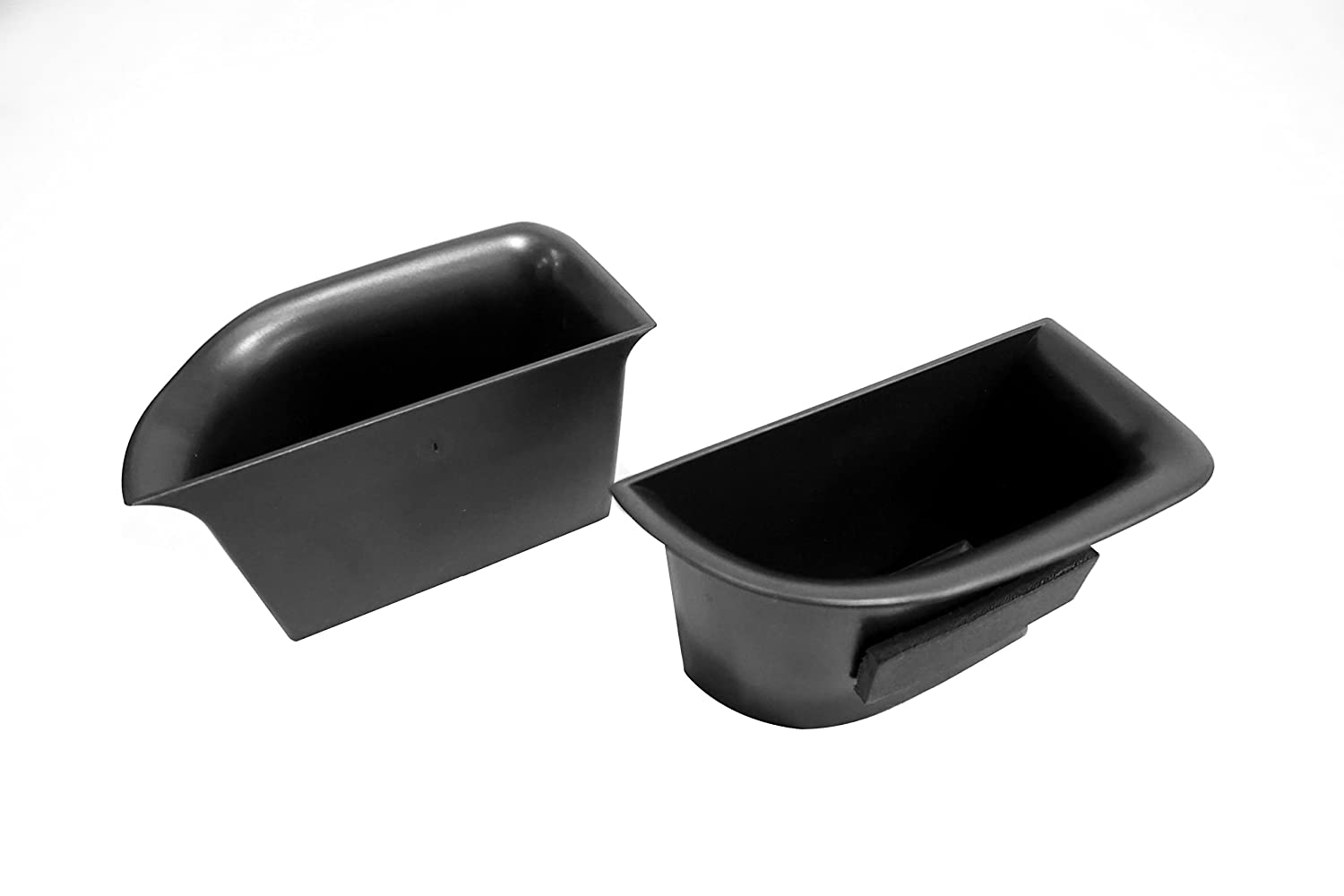 Vesul Black Front Row Door Side Storage Box Handle Armrest Phone Container For Lincoln MKC 2015 2016 2017 Vesul-mc-box