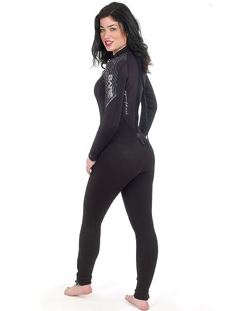 2a4fe87172 Amazon.com   Bare Velocity 5mm Full Suit Super-Stretch Wetsuit ...