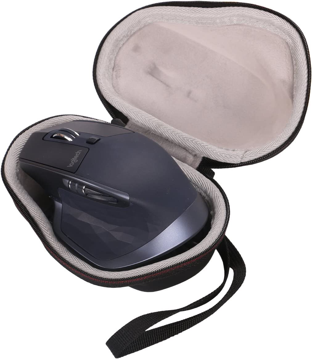 LTGEM EVA Estuche rígido para Logitech MX Master/MX Master 2S - Ratón inalámbrico con Bluetooth