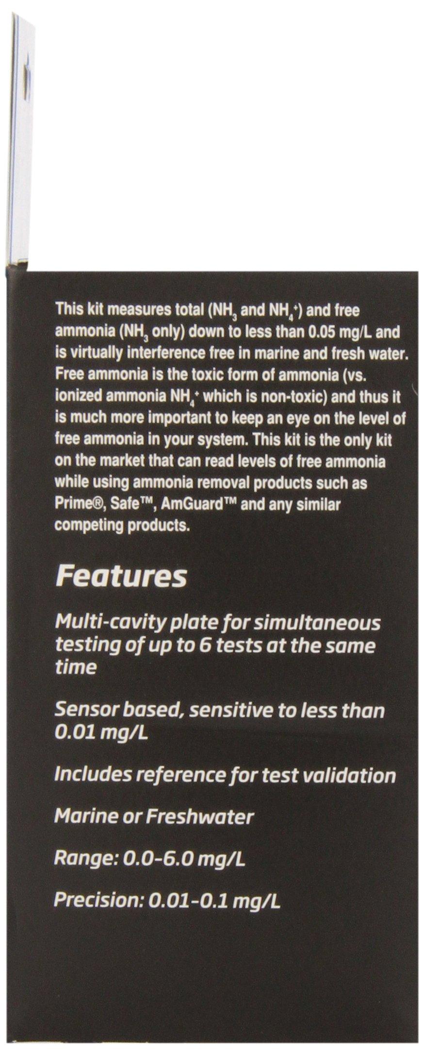 Seachem MultiTest Ammonia Test Kit