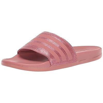 Amazon.com | adidas Women's Adilette Comfort Slide Sandal | Slides