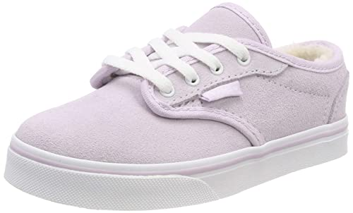 1e901ef8acda62 Vans Girls  Atwood Low Missy Suede Top Sneakers  Amazon.co.uk  Shoes ...