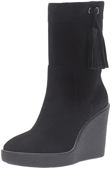 Aquatalia Suede Wedged Boots outlet marketable X1PnpX