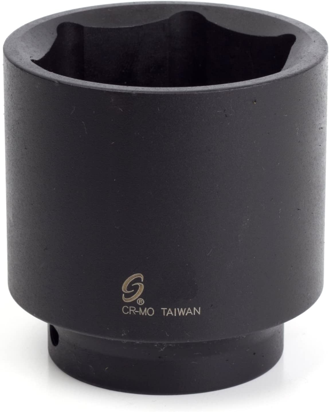 J7446M PROTO Alloy Steel Impact Socket,1//2 In Dr,46mm,6 pt