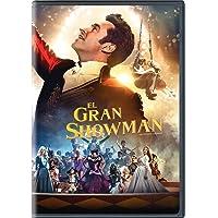 El Gran Showman (DVD)
