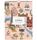 Cities 2016 Wall Calendar by Rifle Paper Co.
