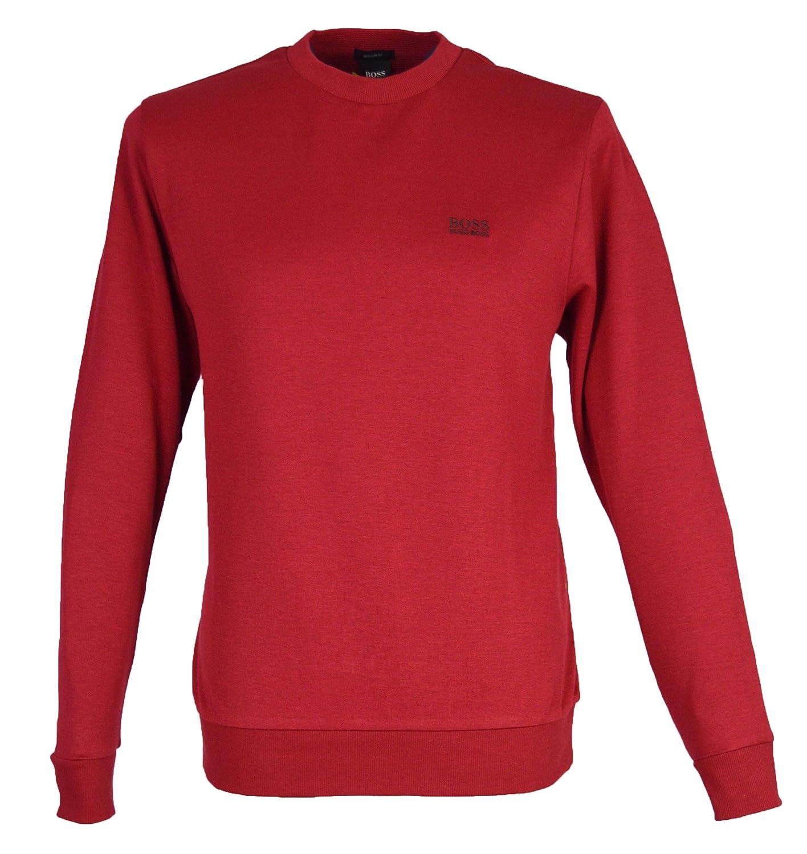 f7f90dbc1 BOSS Men's Salbo Sweatshirt: Amazon.co.uk: Clothing