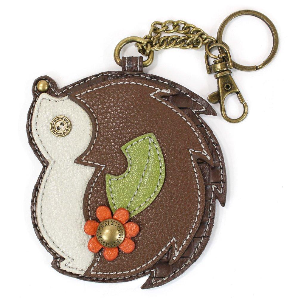 Chala Key Fob/coin Purse Hedgehog