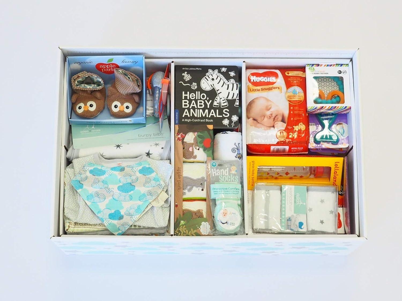 Amazon.com: Caja de bebé finlandesa para armario de bebé ...