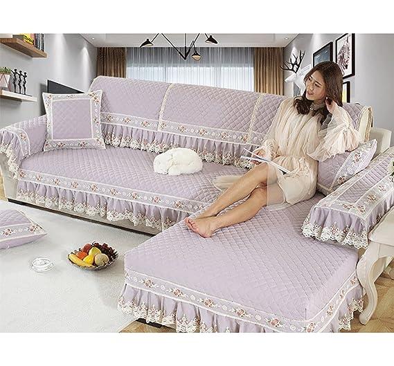 Amazon.com: xianw elegante protector de muebles, fundas de ...