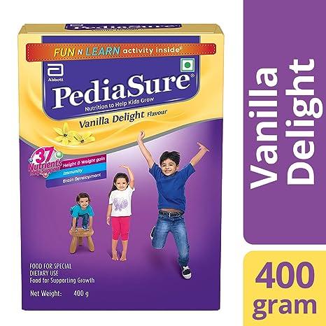 Buy Pediasure Health Nutrition Drink Powder For Kids Growth 400g