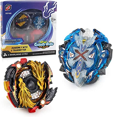 CX TECH Beyblade Speed Burst 4D Set Gyro Gyro Evolution Attack Pack Launcher y Arena Metal Fight Battle Fusion Juguetes clásicos Modelo Metal Masters: Amazon.es: Deportes y aire libre