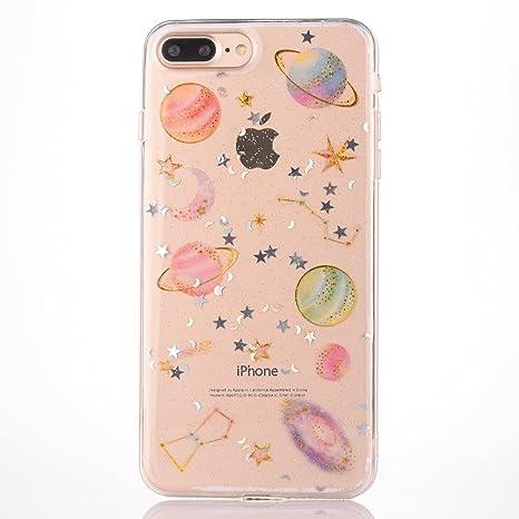 Iphone 7 Plus Iphone 8 Plus Case Mo Beauty Bling Amazon Co Uk