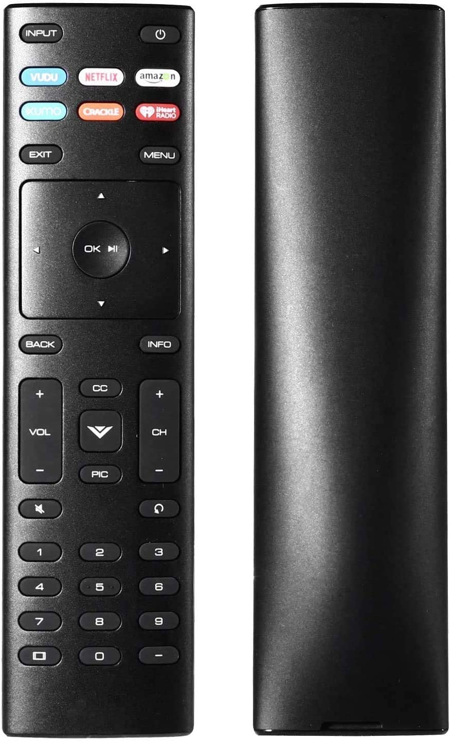 XRT136 Universal Replacement Remote Control Compatible with All Vizio Smart TV Include D-Series M-Series P-Series V-Series: Home Audio & Theater