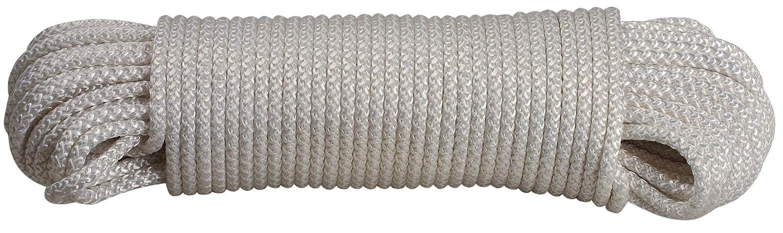 White Flag 5 mm Polyester Rope