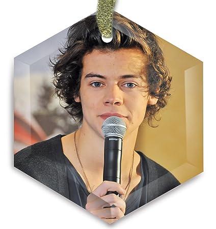 One Direction 1D v1 Cyrstal Christmas Ornament - Amazon.com: One Direction 1D V1 Cyrstal Christmas Ornament: Home
