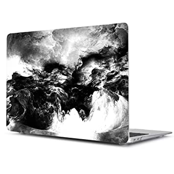 TwoL Carcasa MacBook Air 11 Pulgadas, Ultra Slim Funda Dura para MacBook Air 11 11.6 Pulgadas Horizonte
