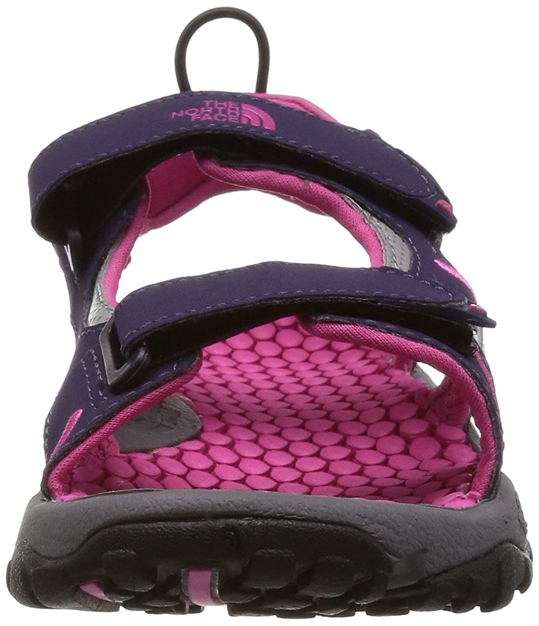 THE NORTH FACE Hedgehog Unisex-Erwachsene Sandalen Pink Dark Eggplant Purple/Society Pink Sandalen b7a3c8