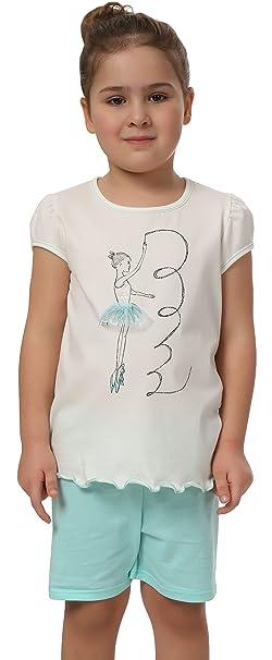 Italian Fashion IF Pijamas para niñas Prima 0227 (Pistacho, 86-92)