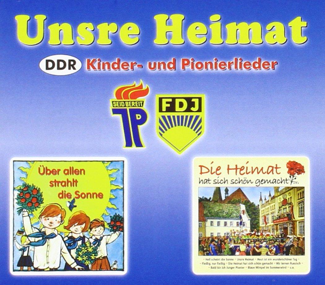Awesome Unsre Heimat   Ddr Kinder Und Pionierlieder: Amazon.de: Musik