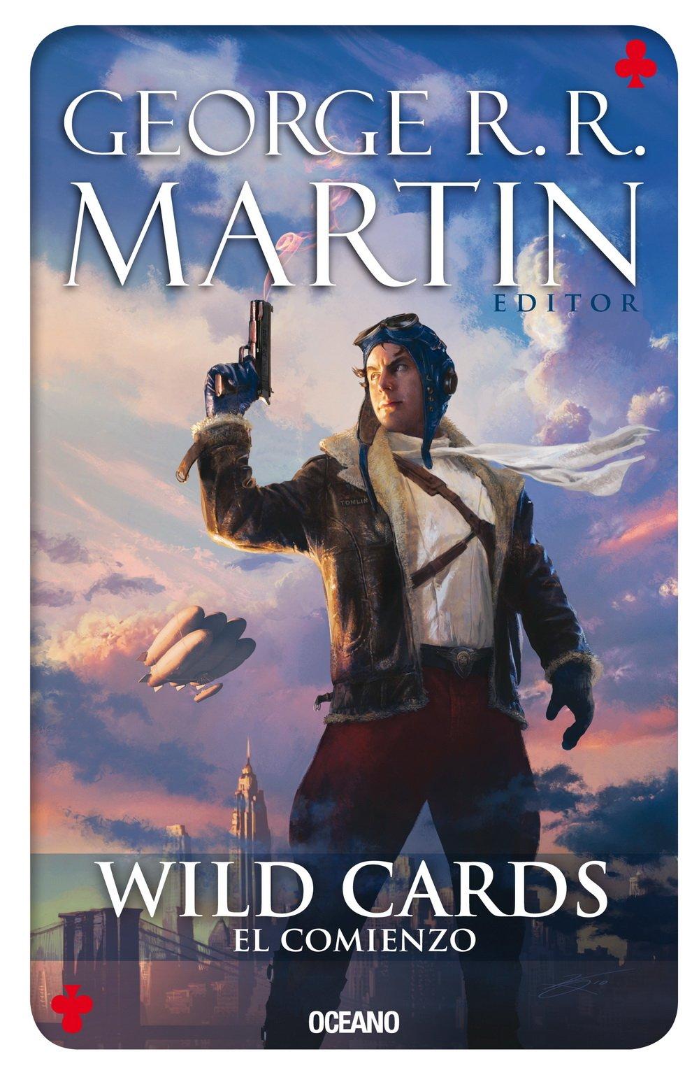Download Wild cards 1: El comienzo (Spanish Edition) pdf