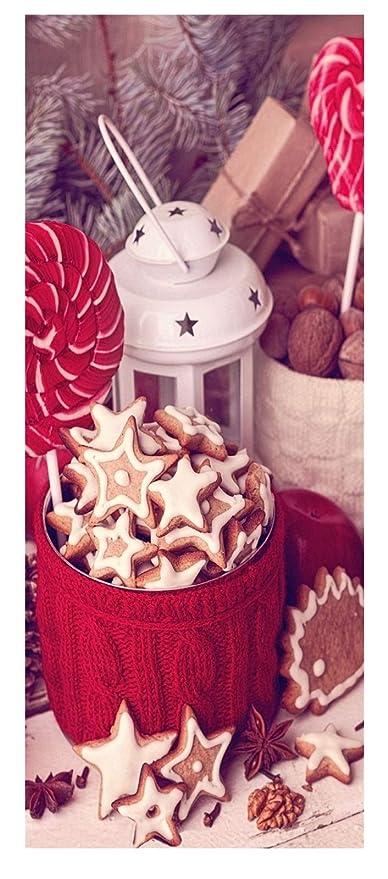 Weihnachtsgebäck Zimtsterne.I Sthome Textilposter Weihnachtsgebäck Deko Banner Zimtsterne Poster