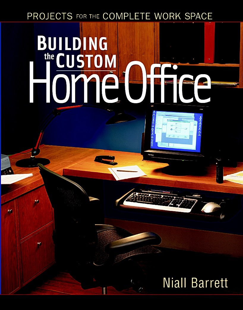 Work home office space Decorating Ideas Follow The Author Amazoncom Building The Custom Home Office Projects For The Complete Home Work