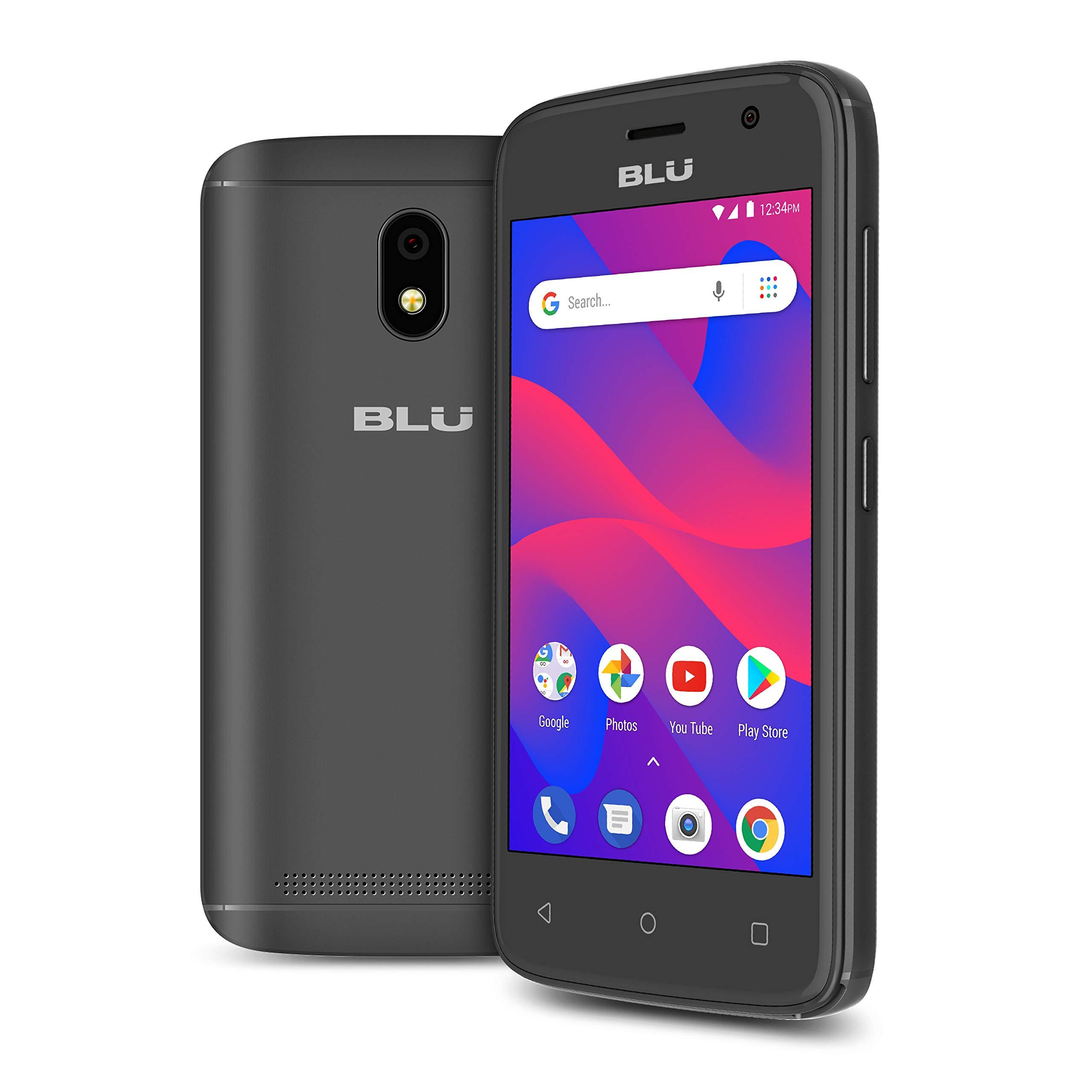BLU Advance A4 -Unlocked Dual Sim Smartphone -Black by BLU (Image #4)