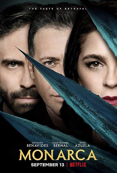 printdesign Monarca - Movie Poster Wall Decor Cartel de la ...