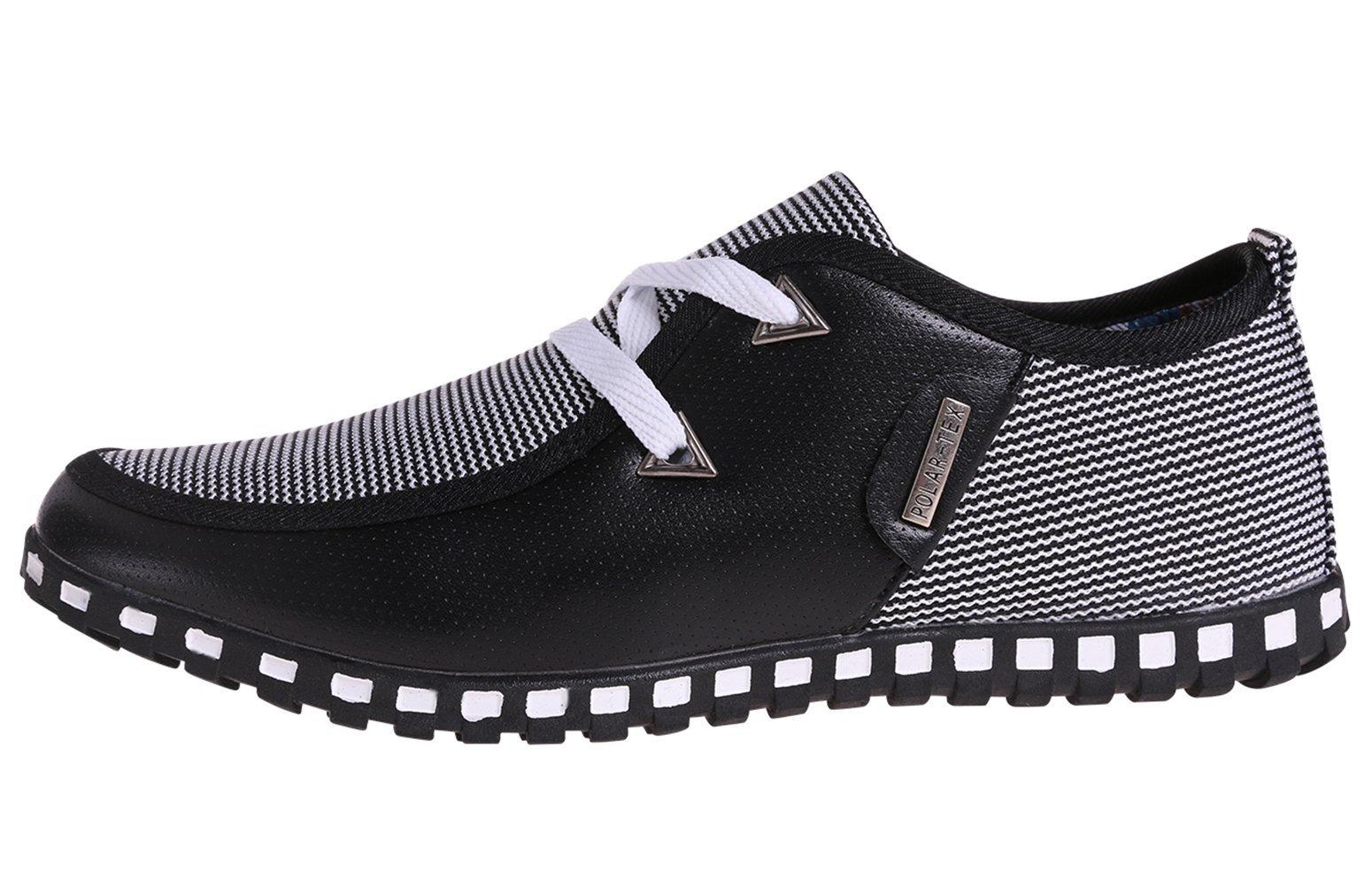 The Men's Casual Shoes Black 11 D(M) US