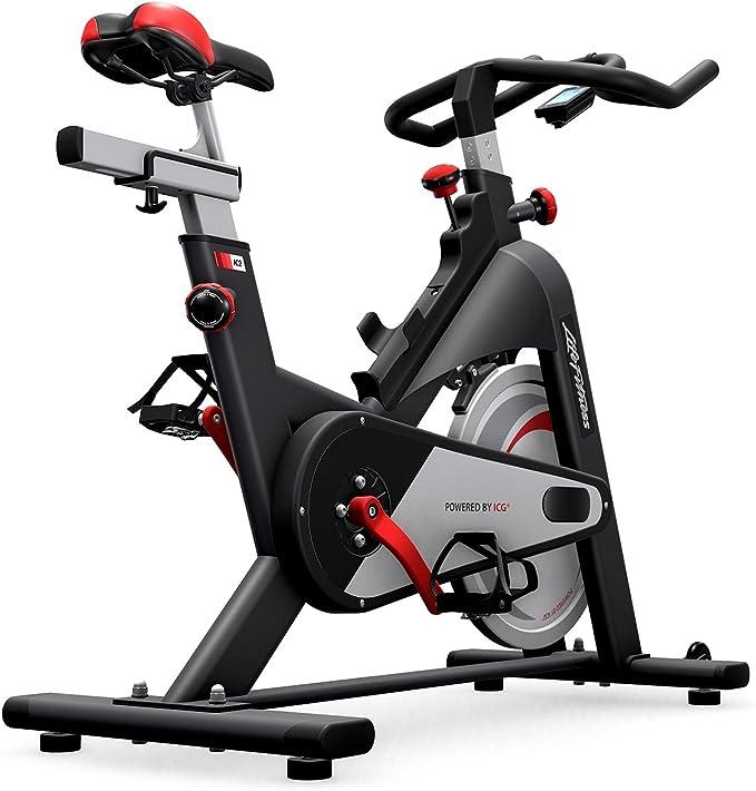 Life Fitness IC2 - Bicicleta de Ejercicios: Amazon.es: Deportes y ...