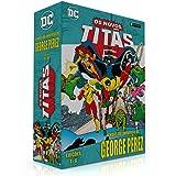 BOX PARA COLEÇÃO: LENDAS DO UNIVERSO DC NOVOS TITÃS (01 a 06) (SOMENTE A CAIXA)