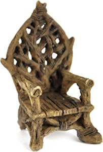 Georgetown Woodland Fairy Throne - Fiddlehead Fairy Garden Collection