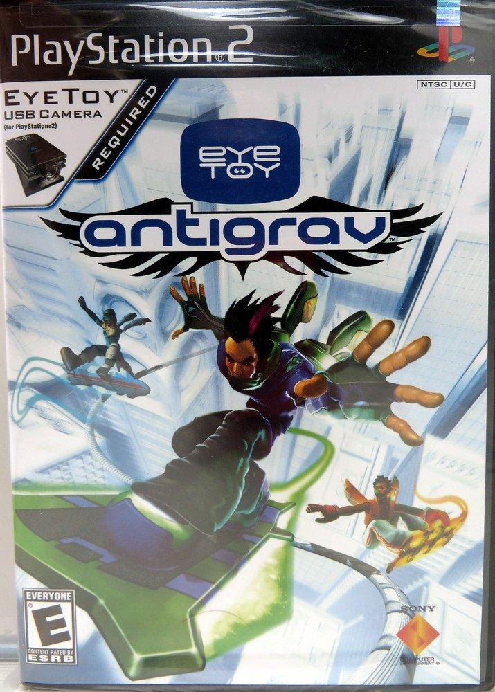 Amazon.com: Eyetoy Antigrav Video Game - Camera Required ...