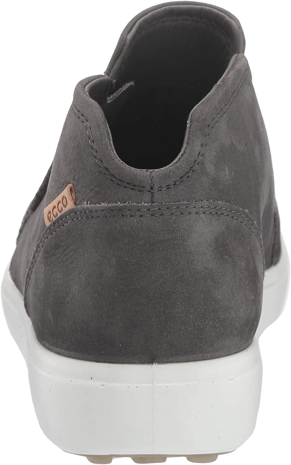 ECCO Damen Soft 7 Sneaker Ankle-high Dark Shadow