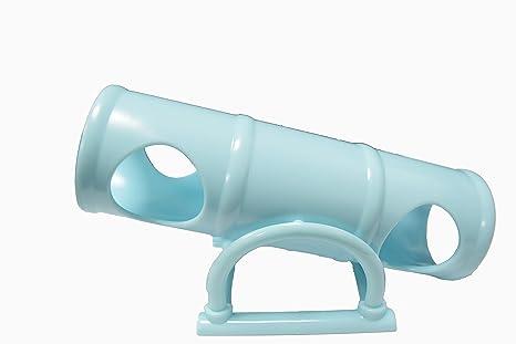 Plástico Pequeños juguetes de animales balancín de túnel para ...