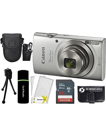 Set Your Point And Shoot Camera At >> Amazon Com Point Shoot Digital Camera Bundles Electronics
