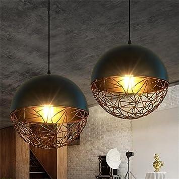 Dkz luminaires dintérieur lustre accessoires vintage vintage industriel plafonnier steampunk retro loft creative metal