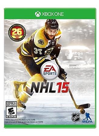 Amazon Com Nhl 15 Xbox One Video Games