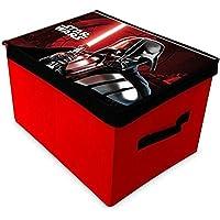 Star Wars Caja guardajuguetes Plegable (Suncity SWA402320)