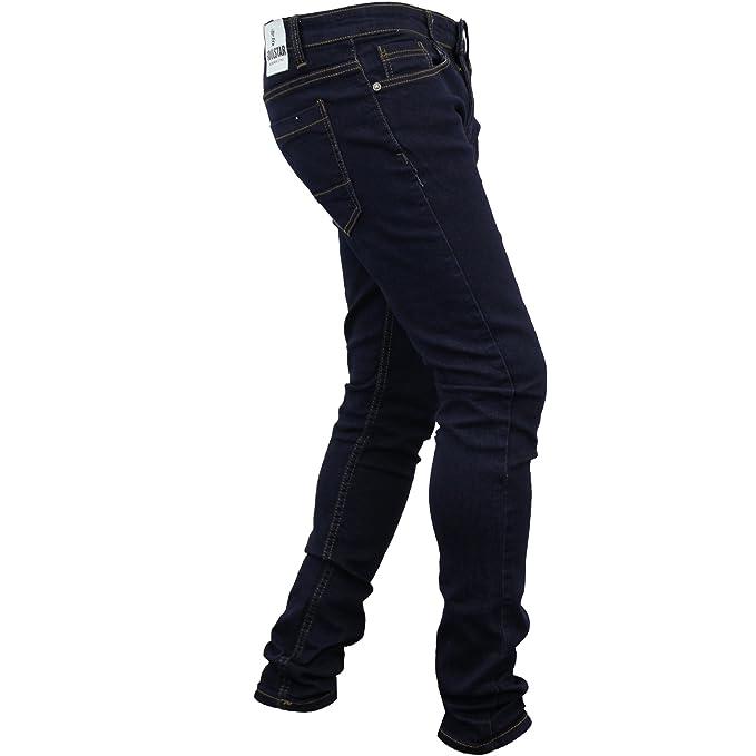 Amazon.com: Soul Star para hombre elegante Skinny Slim Fit ...