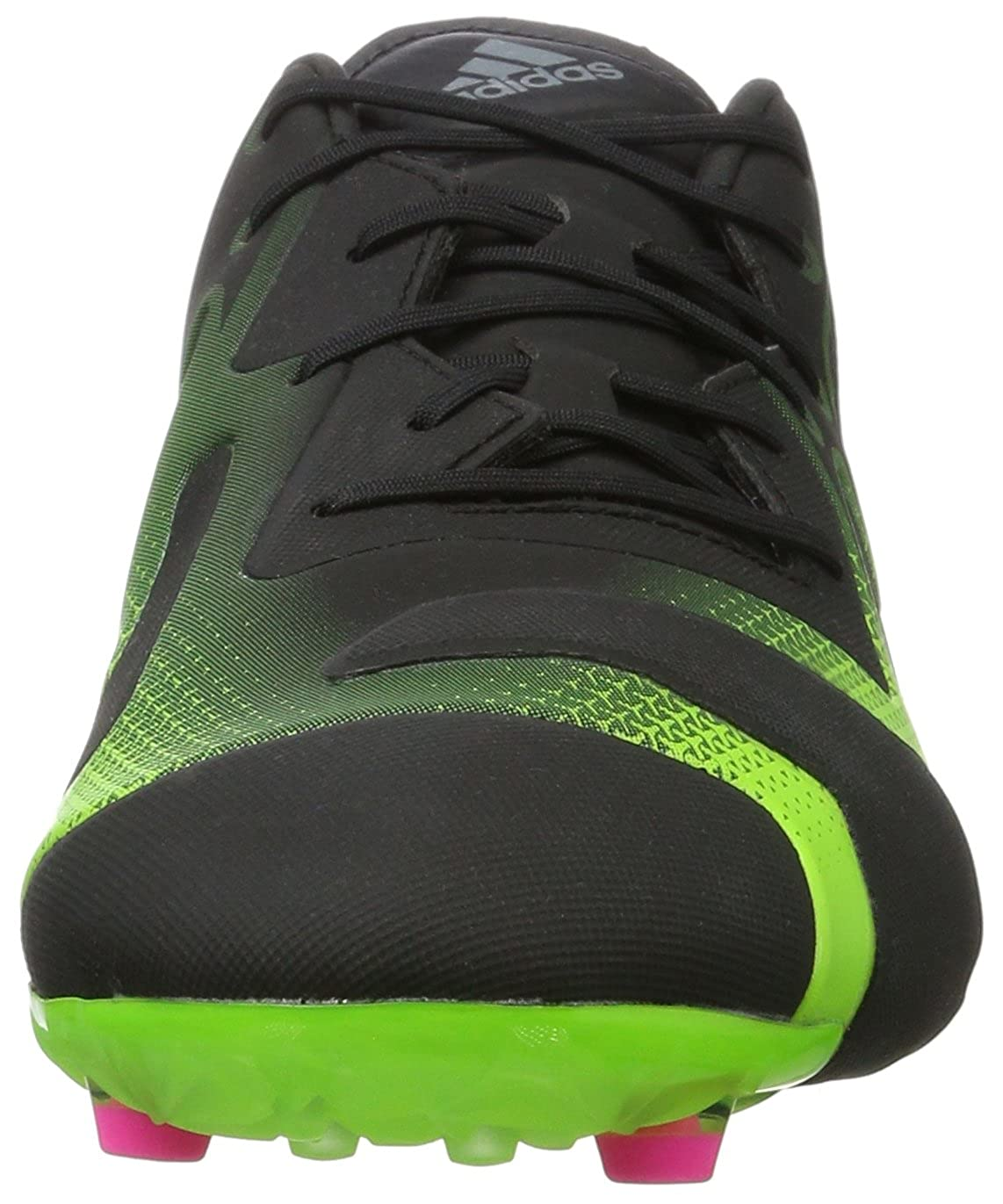 106a76f21e74 Amazon.com   adidas Ace 16+ TKRZ Mens Artificial Grass Soccer Cleats, Size  8.5 Black   Soccer