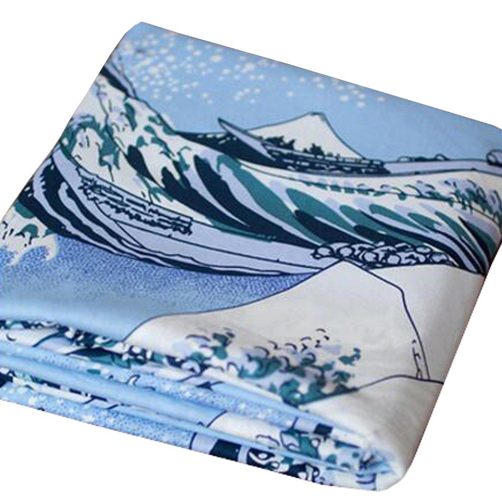 Fundas de almohada-A10 DIY Regalos Bolso//Kimono Black Temptation Telas Hechas a Mano de Estilo japon/és