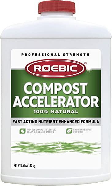 RoebicLaboratories Bacterial Compost Accelerator